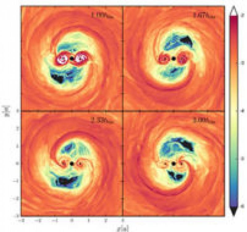 60-Second Astro News: Merging Black Holes, Distant Super-Supernova, and Arecibo's Fate