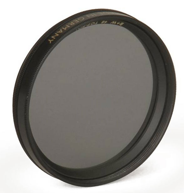 "Lunt Solar Systems 2"" Polarizing Filter for White Light Solar Wedge"