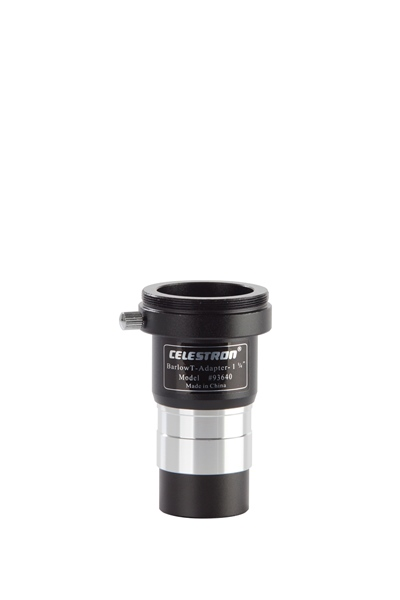 "Celestron 1.25"" Universal Barlow and T-Adapter"