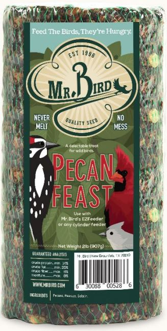Mr Bird PecanFeast  #528 (Full Case)