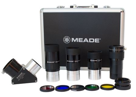 "Meade Series 4000 2"" Eyepiece and Filter Set"