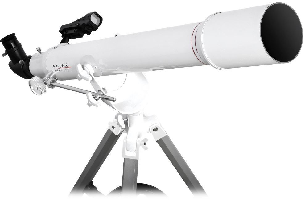 Explore Scientific FirstLight 70MM Refractor Telescope w/Tripod