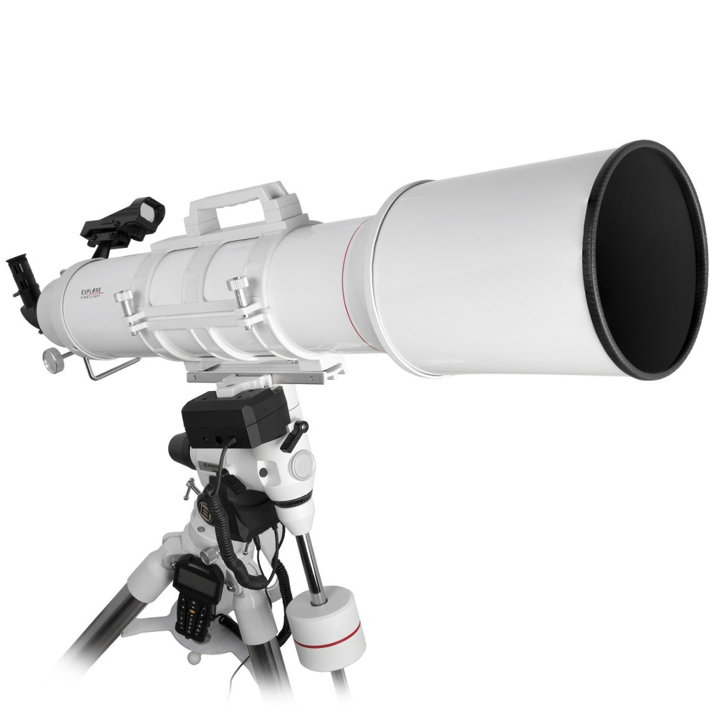 Explore Scientific FirstLight 152MM Doublet Refractor w/EXOS2GT Go-To Mount