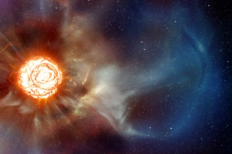 Betelguese's bizarre dimming has astronomers scratching their heads