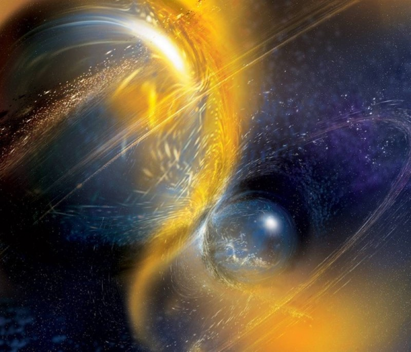 Gravitational waves reveal a second neutron star collision
