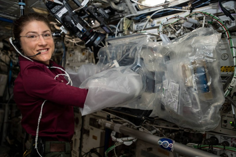 What Working With NASA Means to US Small Businesses