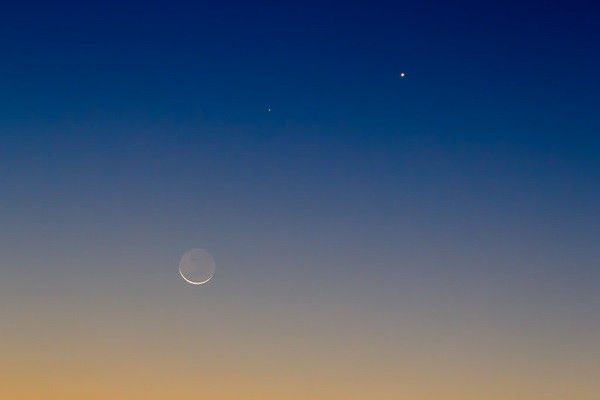 The Sky This Week: Venus and Mars meet for a conjunction