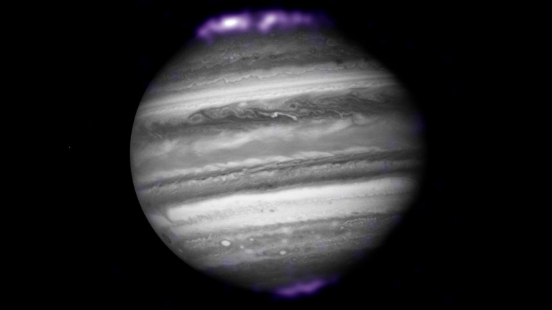 40-Year Mystery Solved: Source of Jupiter's X-Ray Flares Uncovered