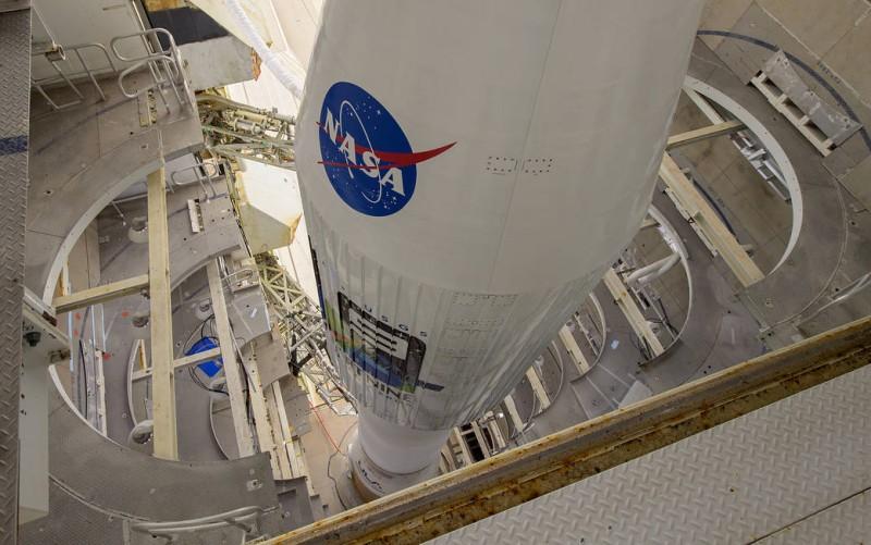 Landsat 9 Is Set for Liftoff