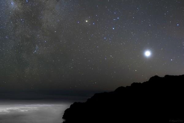 The Sky This Week: New Moon means dark skies