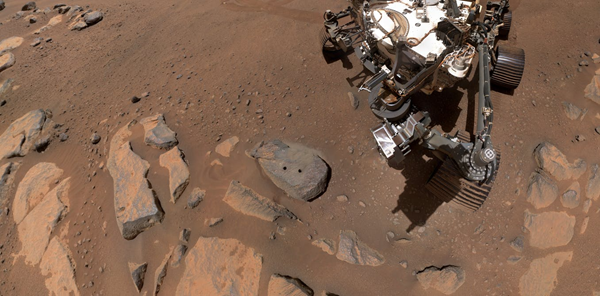 Perseverance's first major successes on Mars — an update from mission scientists