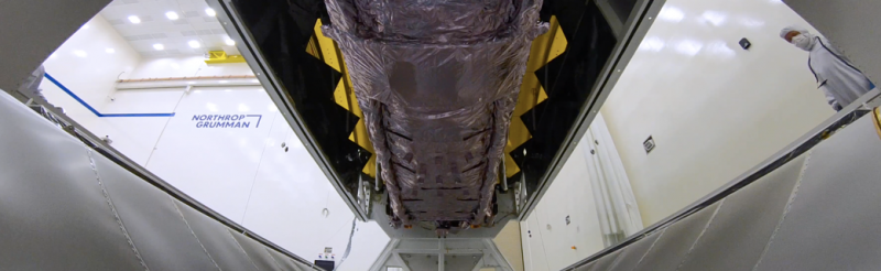 How to Ship the World's Largest Space Telescope 1,500 Miles Across the Ocean