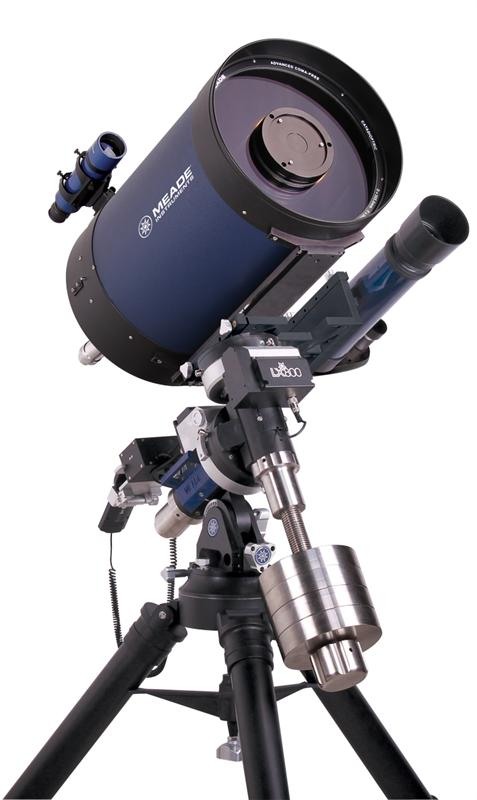 Meade 14 Inch LX850-ACF w/UHTC Coatings
