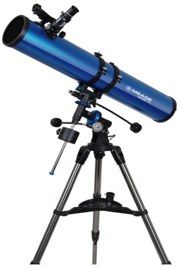 Meade Polaris 114mm Reflector Telescope
