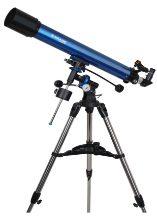 Meade Polaris 90mm German Equatorial Refractor