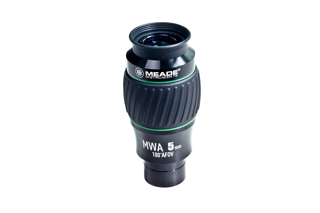 "Meade 5000 Series Eyepiece MWA 100 Degree 5mm 1.25"" 607015"
