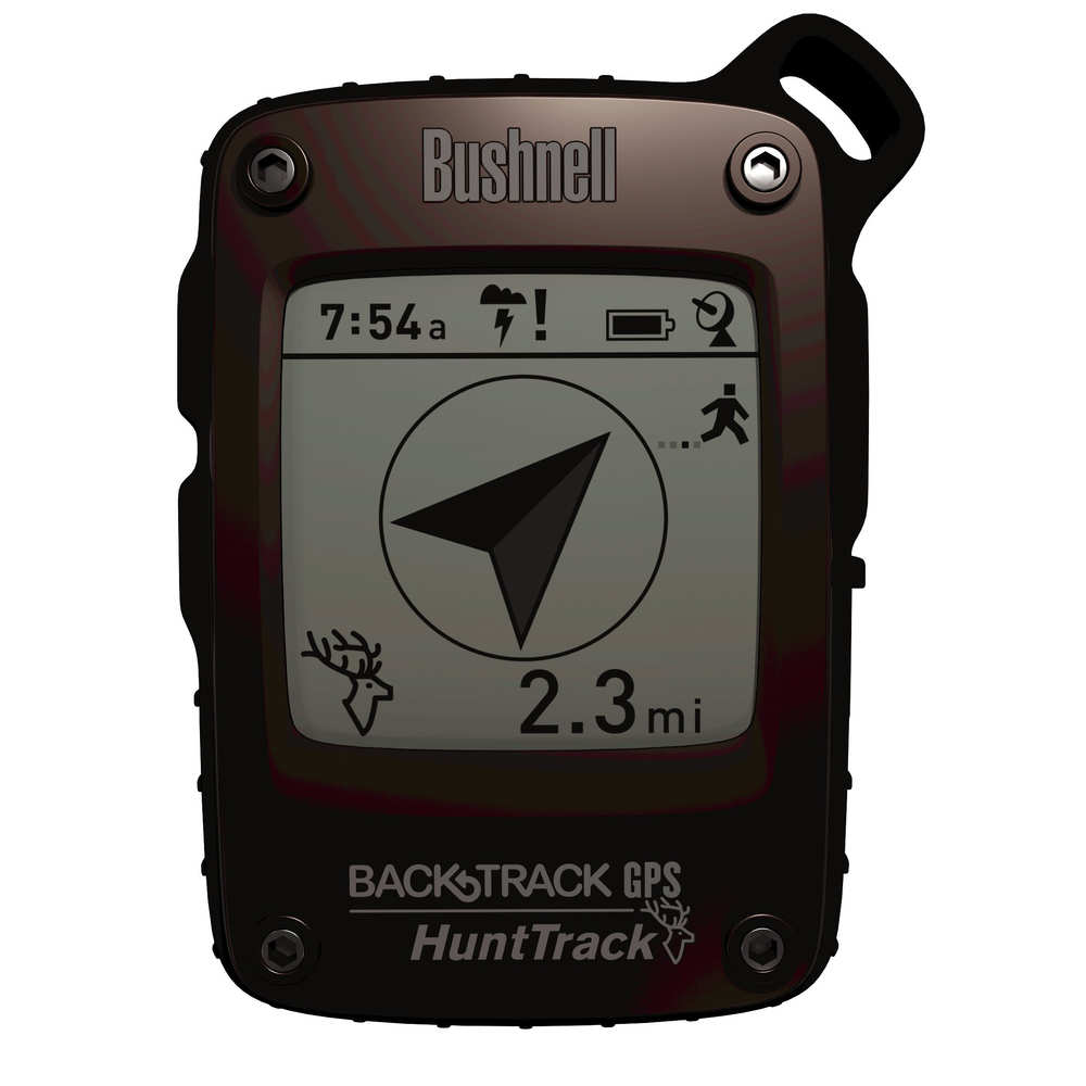 BACKTRACK HUNT-TRACK BROWN/BLACK CLM