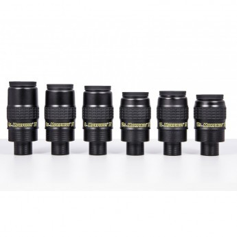 Complete Eyepiece Set - consisting of all 6 Morpheus Eyepieces, Includes Fitted Case