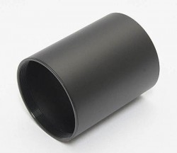 Borg 80 Dia. 100mm tube (black)