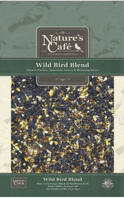 "Animal Supply Company ""Nature's Cafe"" Wild Bird Blend (20 lb)"