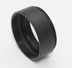 Borg 80 Dia, 25mm Tube (black)
