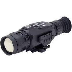 ATN ThOR-HD, 384x288 Sensor, 4.5-18x Thermal Smart HD Rifle Scope w/WiFi, GPS, Black TIWSTH384A