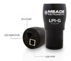 Meade LPI-G Lunar Planetary Imager and Guider - Color