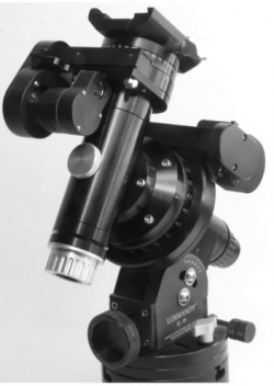 Losmandy GM-8 Gemini 2 Equatorial Mount, 11RA/8DEC, LW Tripod