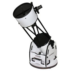 "Meade 12"" LightBridgeTM PLUS Truss-Tube Dobsonian"