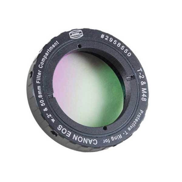 Baader Canon EOS DSLR T-Ring with UHC-S Nebula Filter # DSLR-UHC