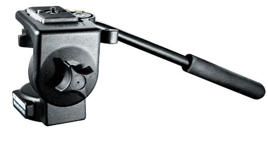 Manfrotto 128RC Micro Fluid Head w/Quick Release Plate